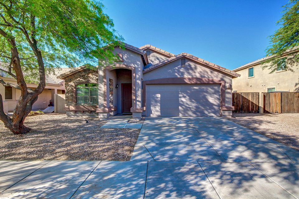 22361 E VIA DEL RANCHO --, Queen Creek, AZ 85142