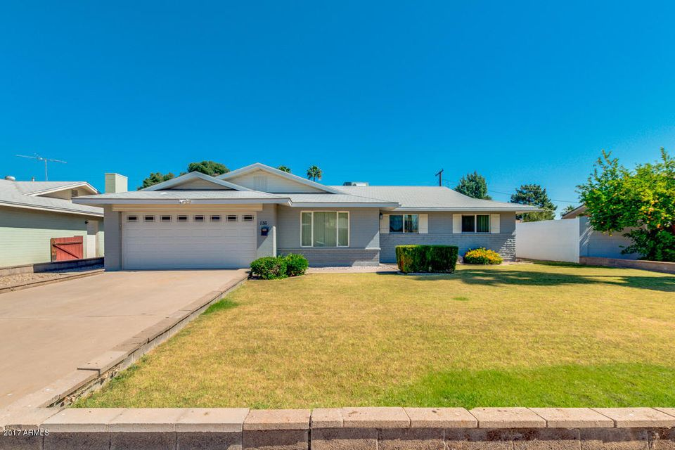 116 W GENEVA Drive, Tempe, AZ 85282