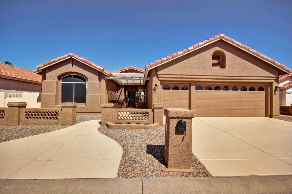 25223 S BUTTONWOOD Drive, Sun Lakes, AZ 85248