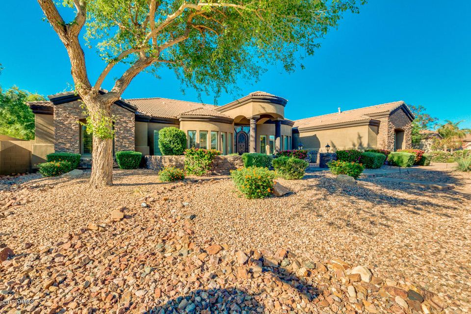 2656 E Canyon Place, Chandler, AZ 85249