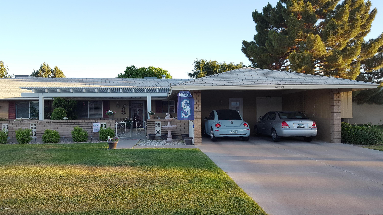 10753 W CINNEBAR Avenue, Sun City, AZ 85351