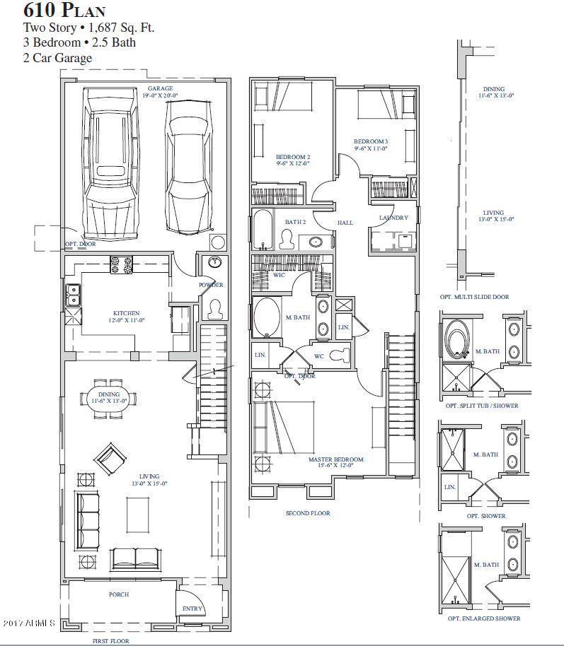 MLS 5566488 29381 N 123RD Avenue, Peoria, AZ Peoria AZ Newly Built