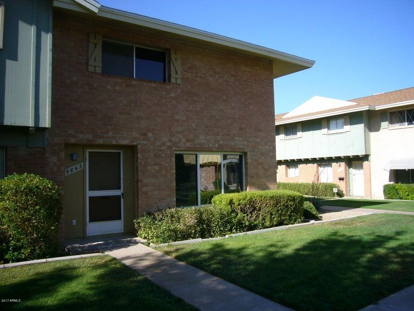 5843 N Granite Reef Road, Scottsdale, AZ 85250