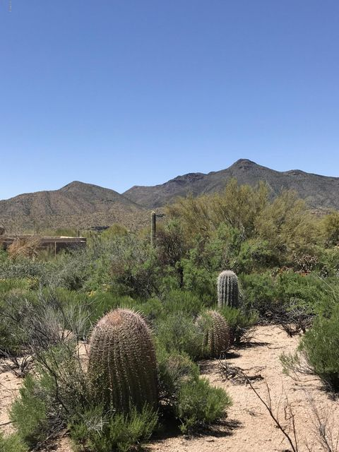 10160 E GROUNDCHERRY Lane Lot 85, Scottsdale, AZ 85262