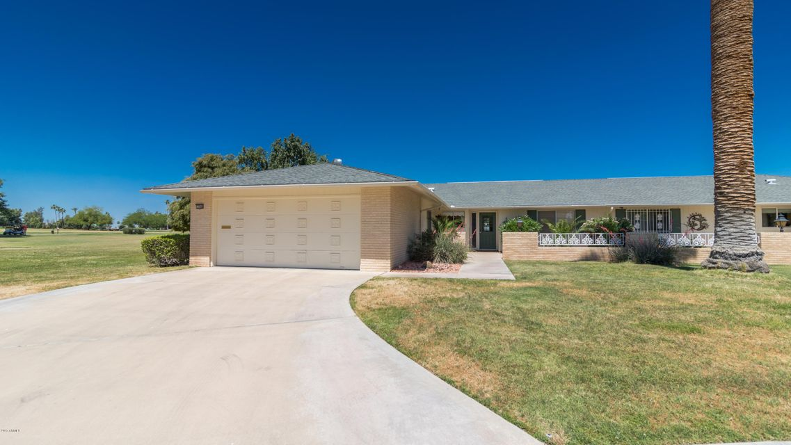 17846 N 102ND Drive, Sun City, AZ 85373