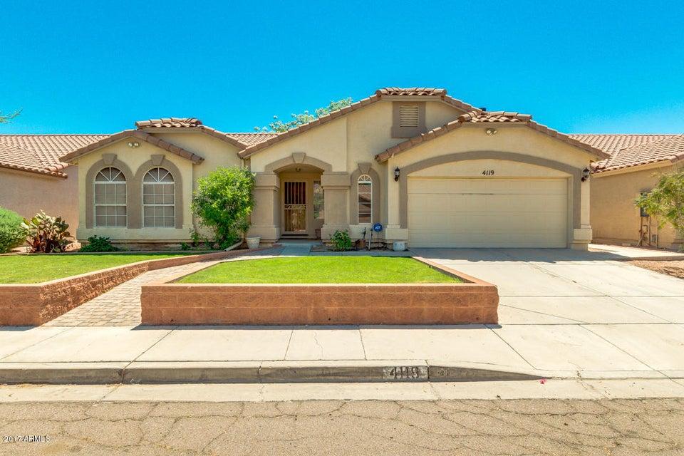 4119 E KERESAN Street, Phoenix, AZ 85044