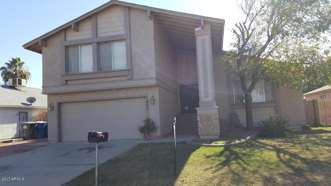 1805 E ALTA VISTA Road, Phoenix, AZ 85042