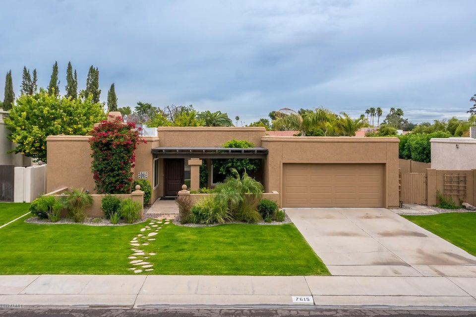 7615 N VIA DE MANANA --, Scottsdale, AZ 85258