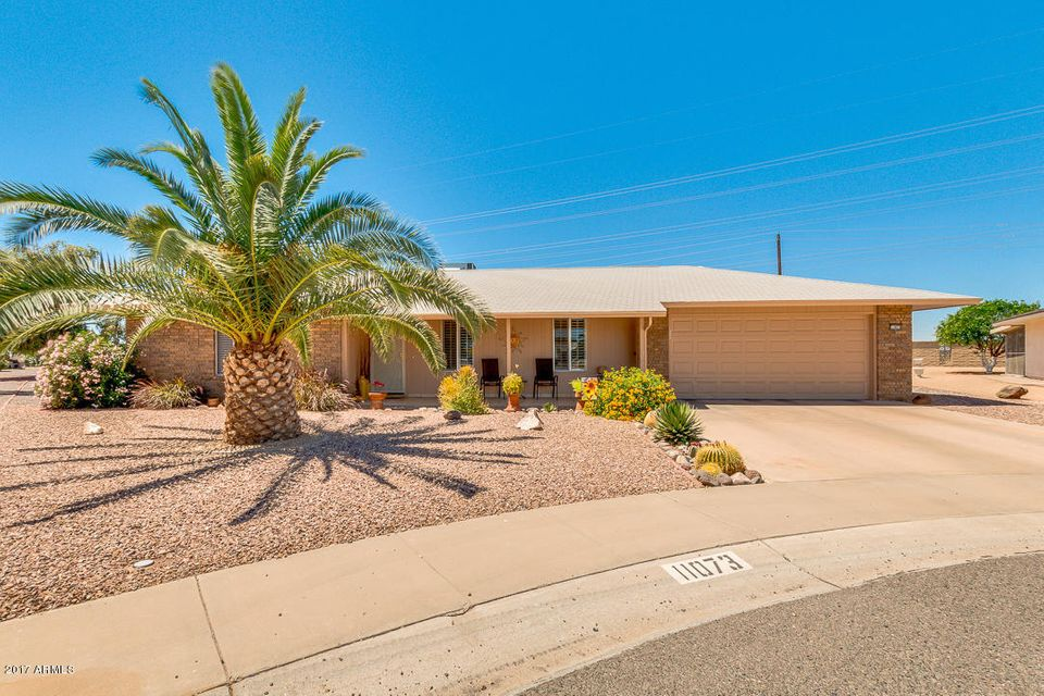 11073 W FARGO Drive, Sun City, AZ 85351