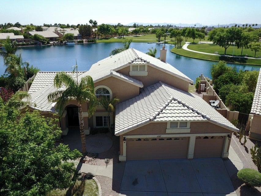 1197 W REDONDO Drive, Gilbert, AZ 85233