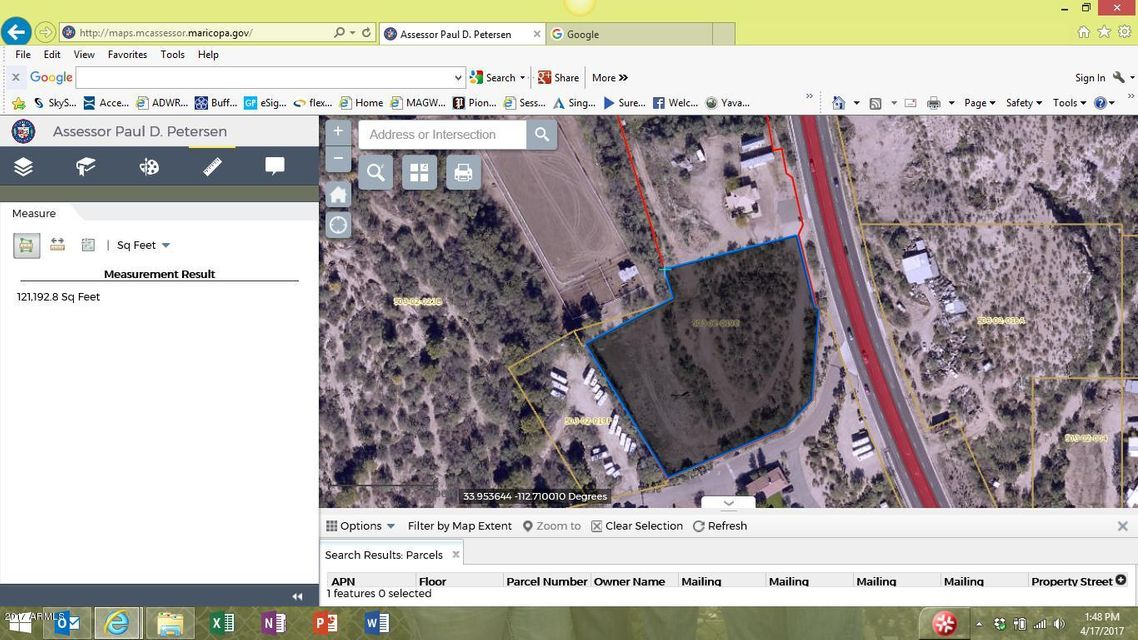 522XX US HIGHWAY 60 89 -- Lot 2, Wickenburg, AZ 85390