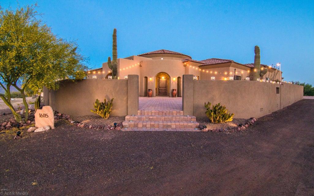 16115 E Bob White Way, Scottsdale, AZ 85262