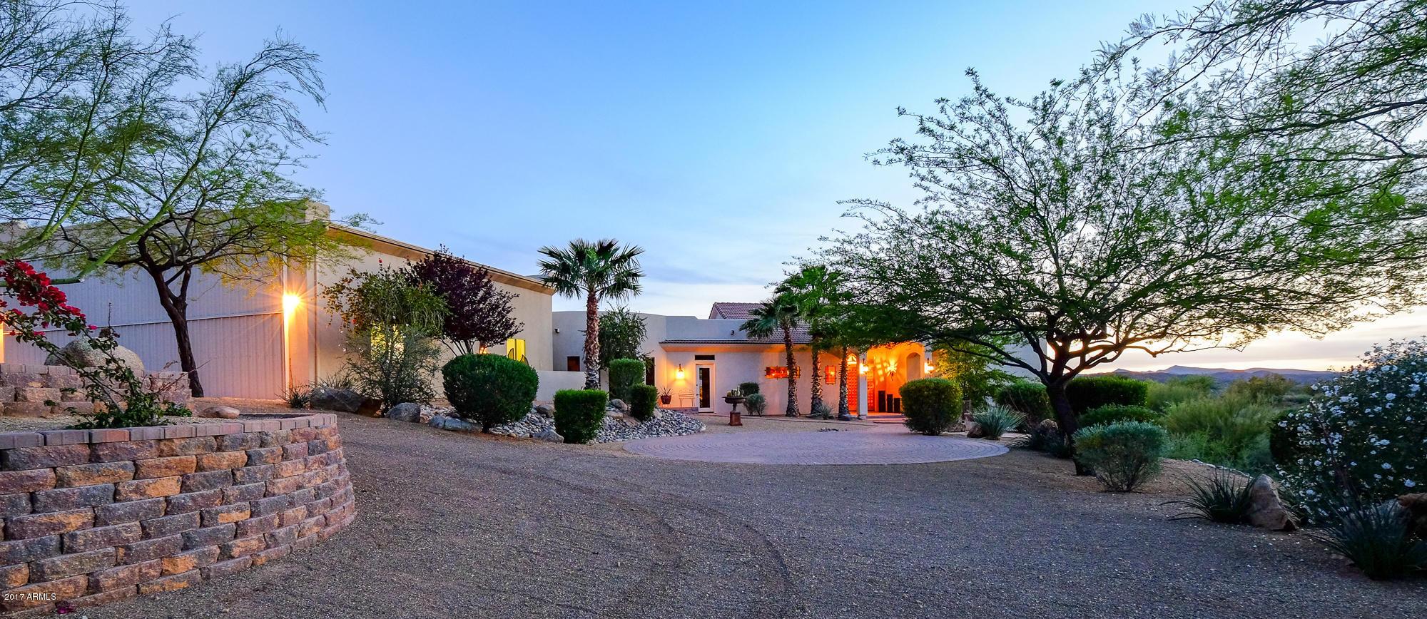MLS 5594607 51313 N 293RD Avenue, Wickenburg, AZ 85390 Wickenburg AZ One Plus Acre Home