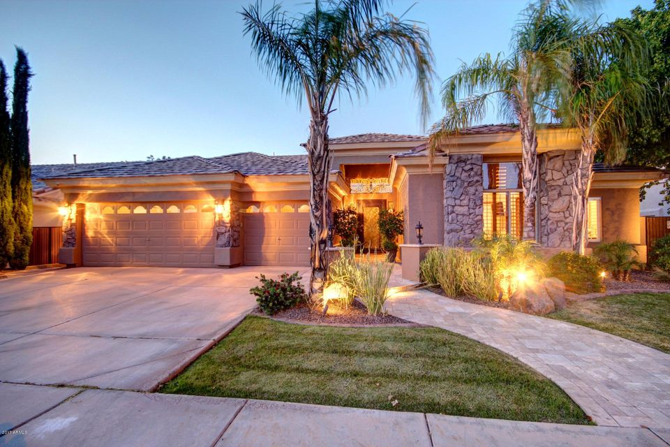 MLS 5594703 1312 W INDIGO Drive, Chandler, AZ Golf Course Lot