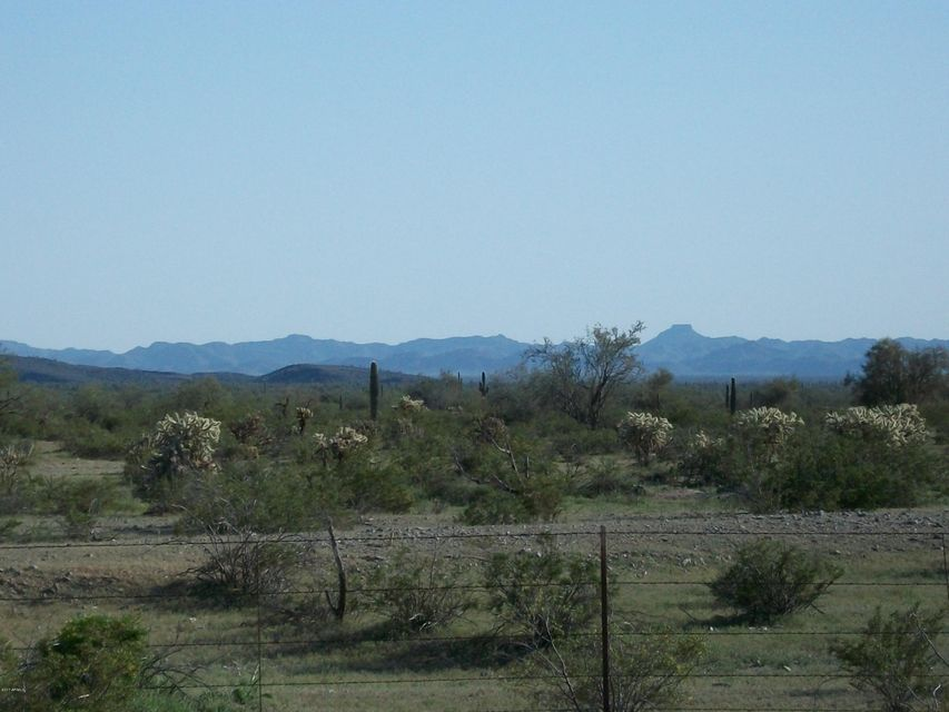 0 N RICHARDS Street Gila Bend, AZ 85337 - MLS #: 5533216