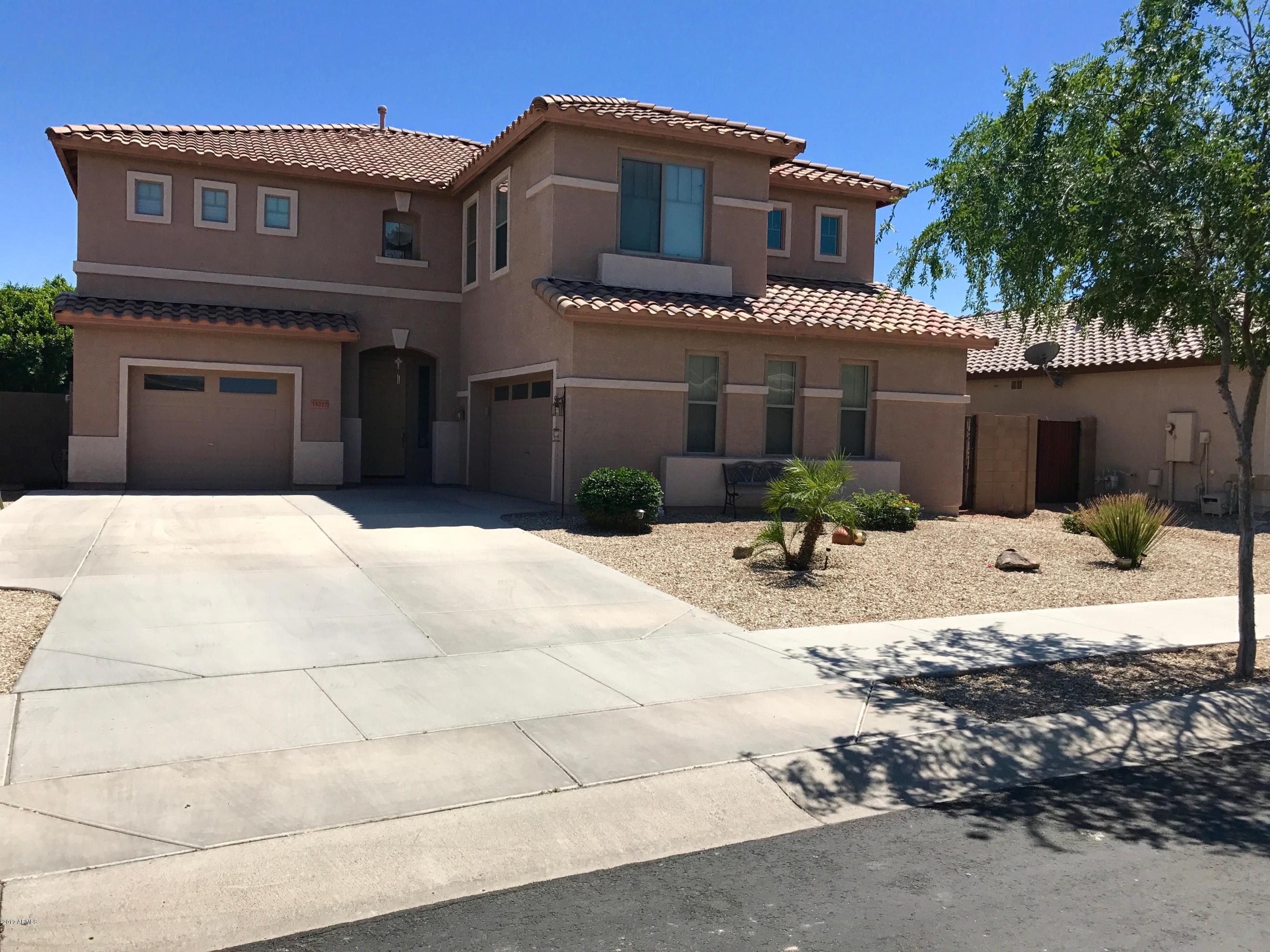 15217 W Morning Glory Street, Goodyear, AZ 85338