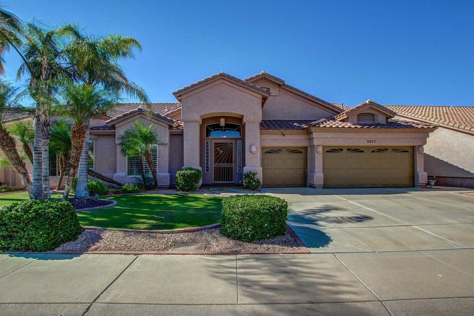 Photo of 5827 W ABRAHAM Lane, Glendale, AZ 85308