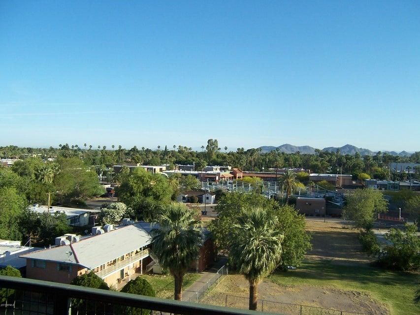 MLS 5594849 4750 N CENTRAL Avenue Unit 6K, Phoenix, AZ Phoenix AZ Historic