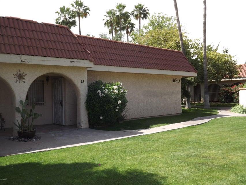 1650 N 87TH Terrace 23, Scottsdale, AZ 85257