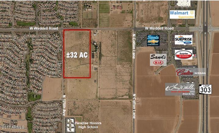 1 W Waddell Rd & 175th Road, Surprise, AZ 85388