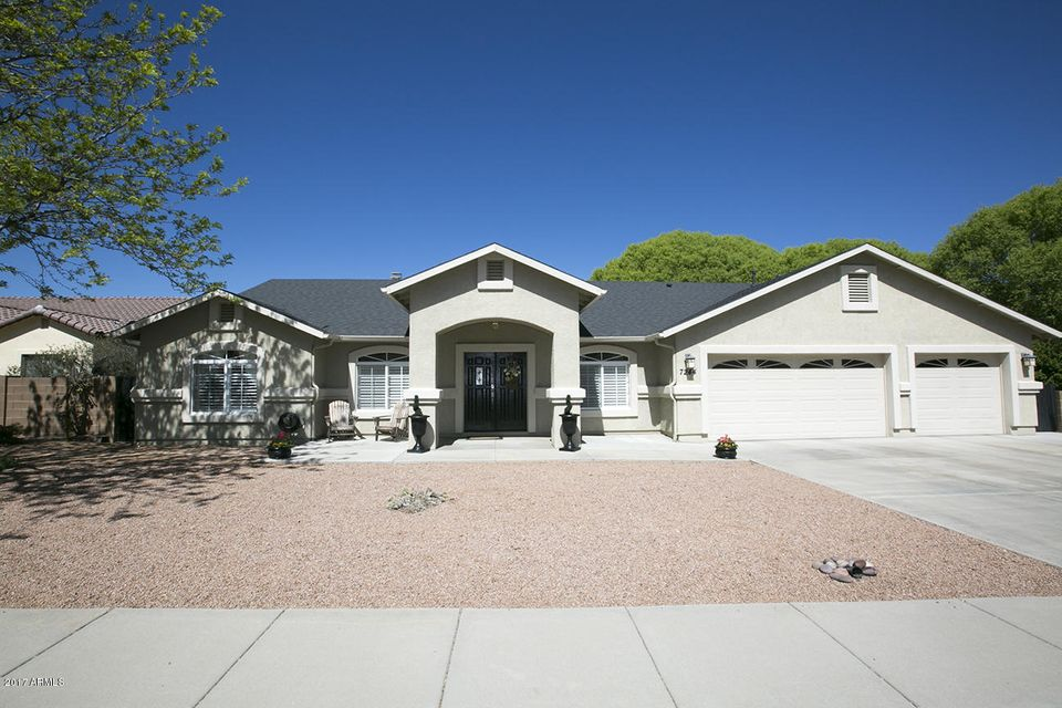 7244 N PINNACLE PASS Drive, Prescott Valley, AZ 86315