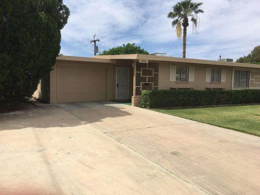 10701 W Abbott Avenue, Sun City, AZ 85351