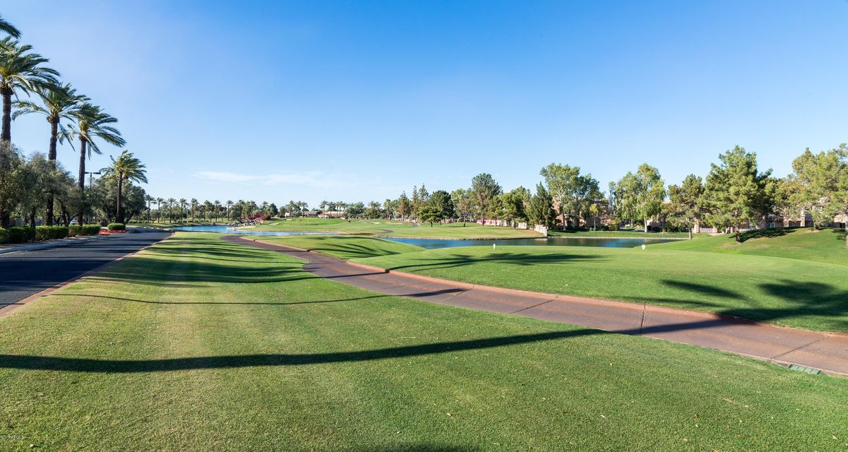 MLS 5603424 3800 S CLUBHOUSE Drive Unit 5, Chandler, AZ Scenic Views