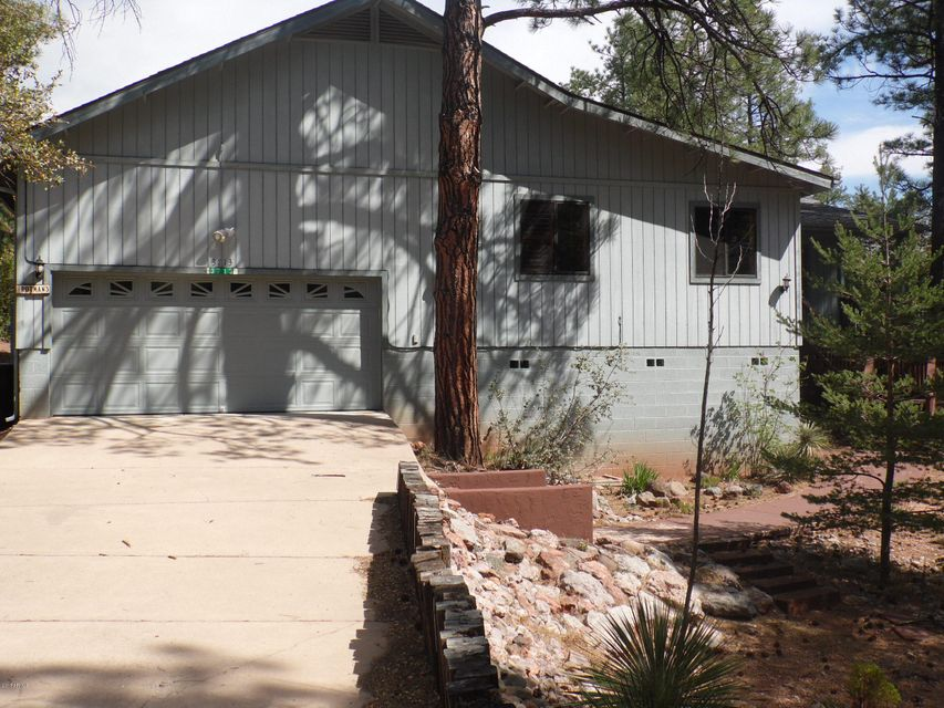 3713 Whispering Pines Road, Pine, AZ 85544