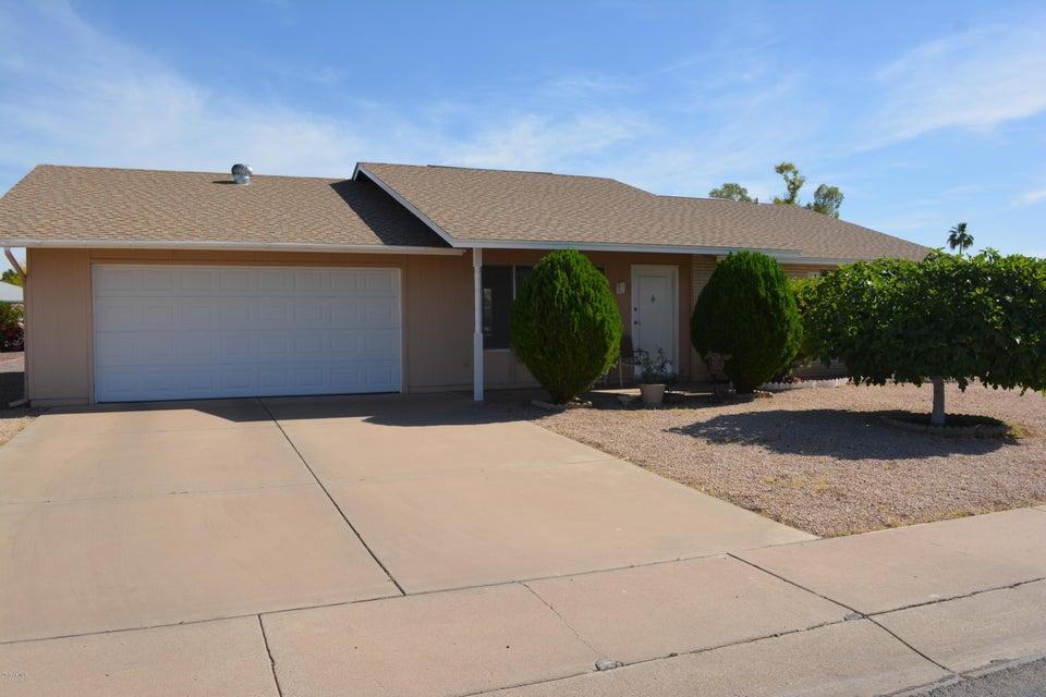 11603 N RIO VISTA Drive, Sun City, AZ 85351