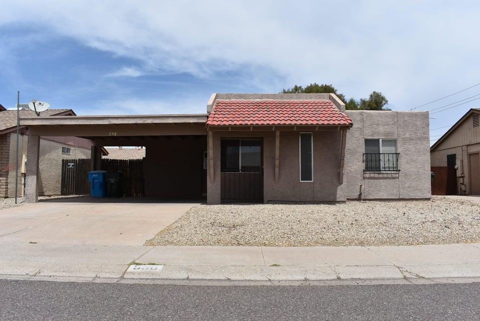 538 E ORAIBI Drive, Phoenix, AZ 85024