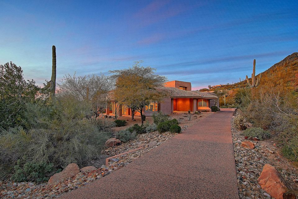 35017 N SUNSET Trail, Carefree, AZ 85377