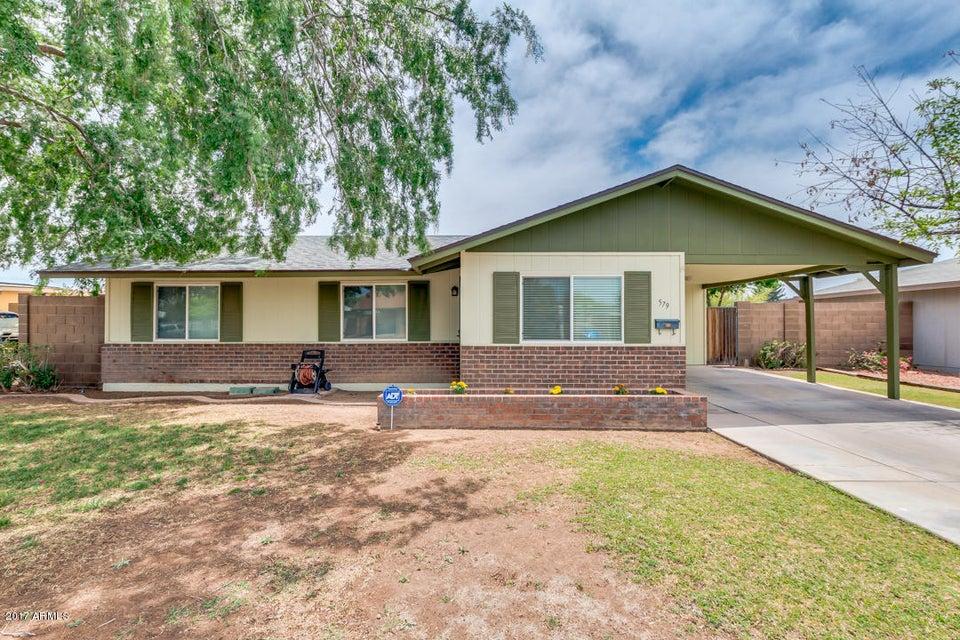 579 W HARRISON Street, Chandler, AZ 85225