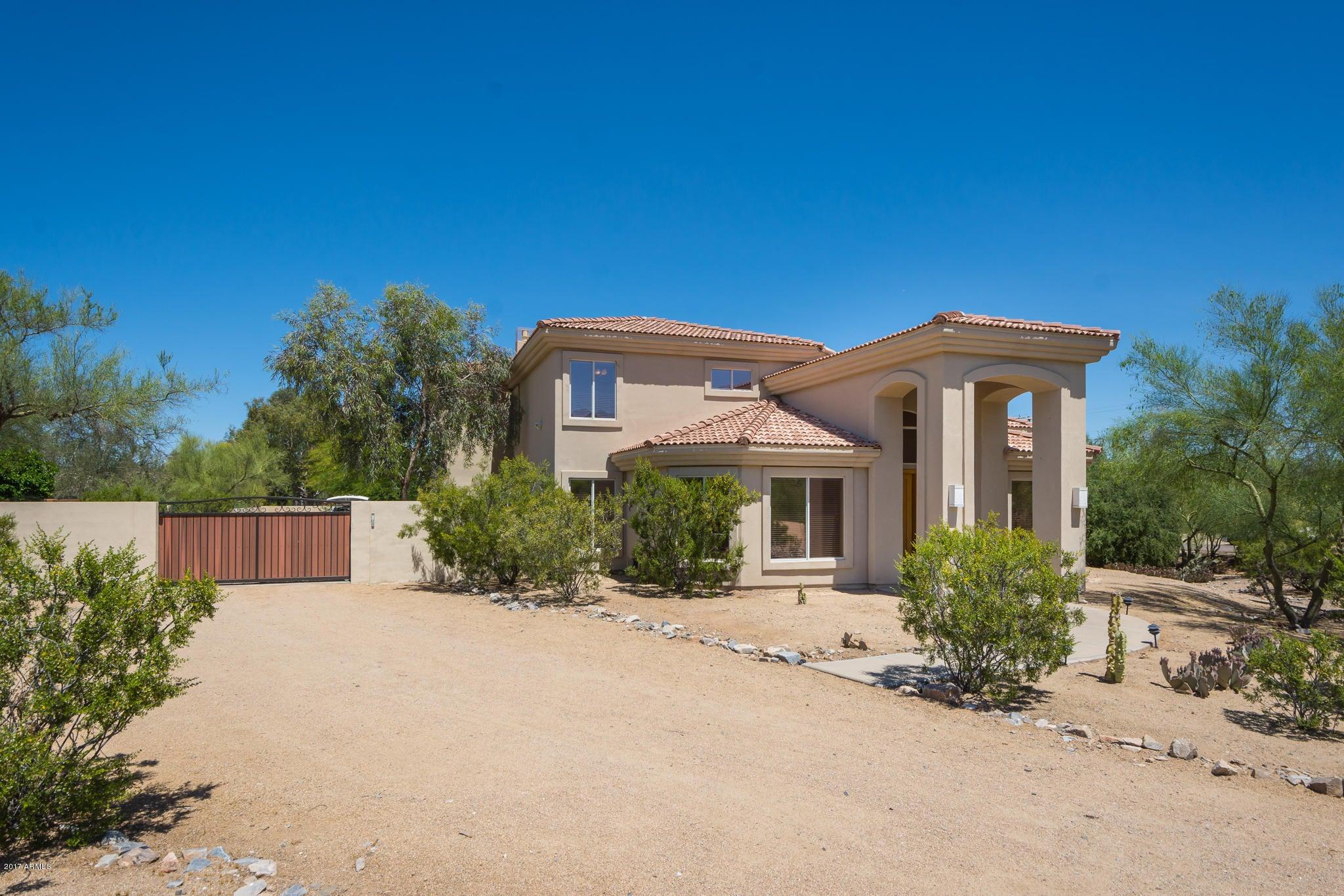 3858 E VIA ESTRELLA --, Phoenix, AZ 85028