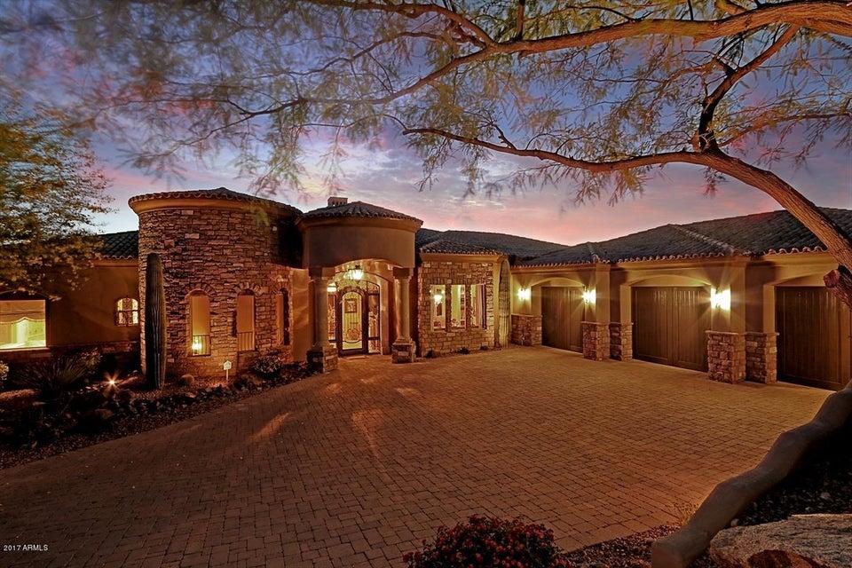 9840 N FIRERIDGE Trail, Fountain Hills, AZ 85268