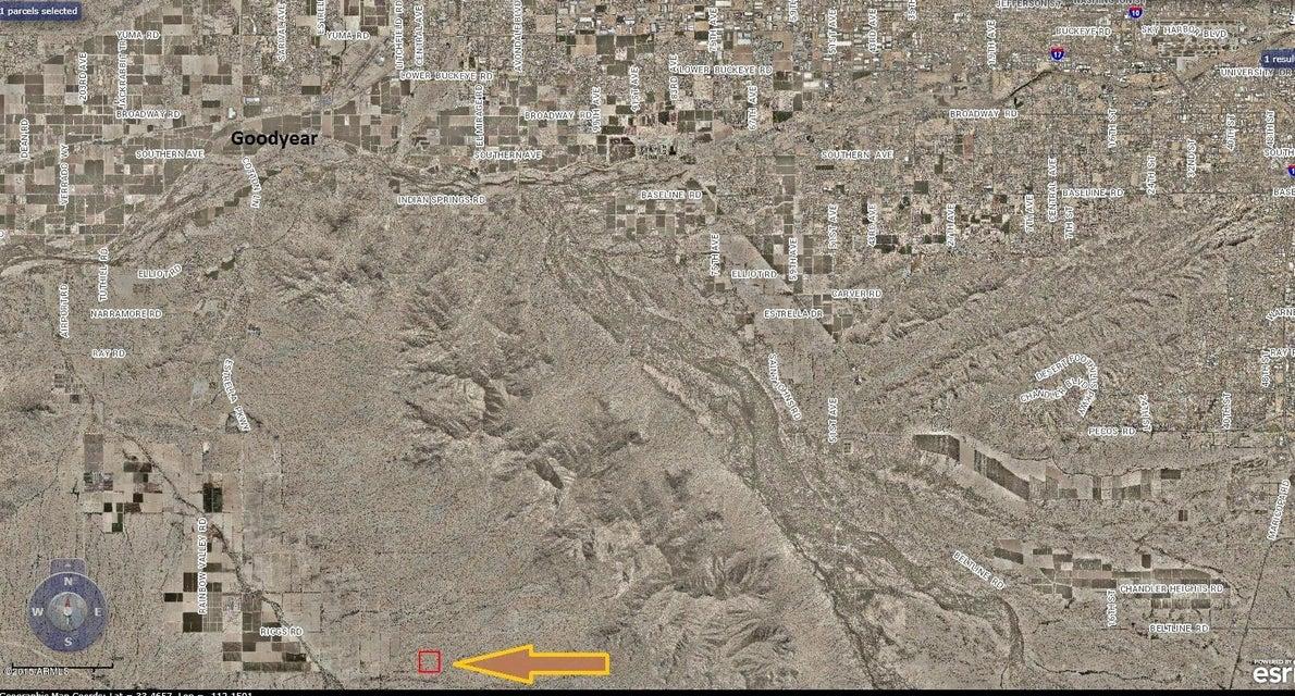 13500 W Hunt Highway Lot 0, Goodyear, AZ 85338