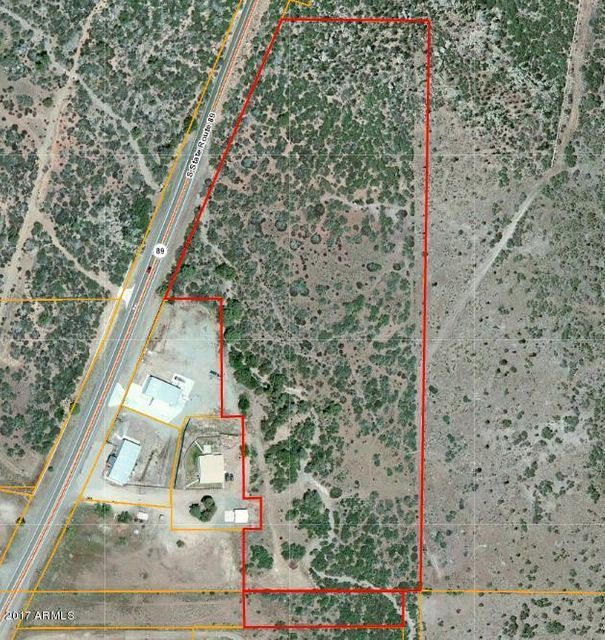21755 S State Route 89 --, Yarnell, AZ 85362