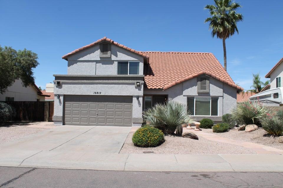 12812 N 78TH Drive, Peoria, AZ 85381