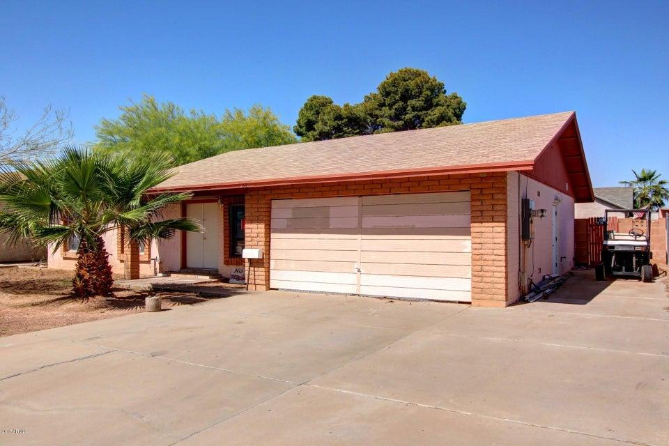 702 N ELM Street, Buckeye, AZ 85326