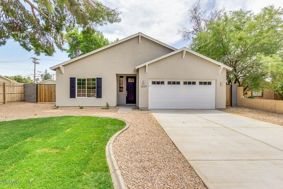 2629 E FAIRMOUNT Avenue, Phoenix, AZ 85016