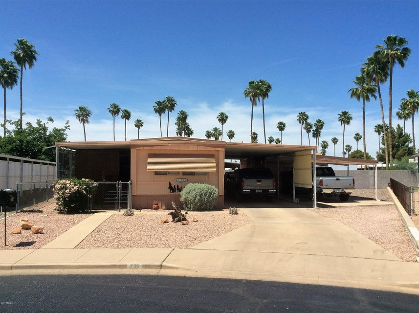 236 S WINTERHAVEN --, Mesa, AZ 85204
