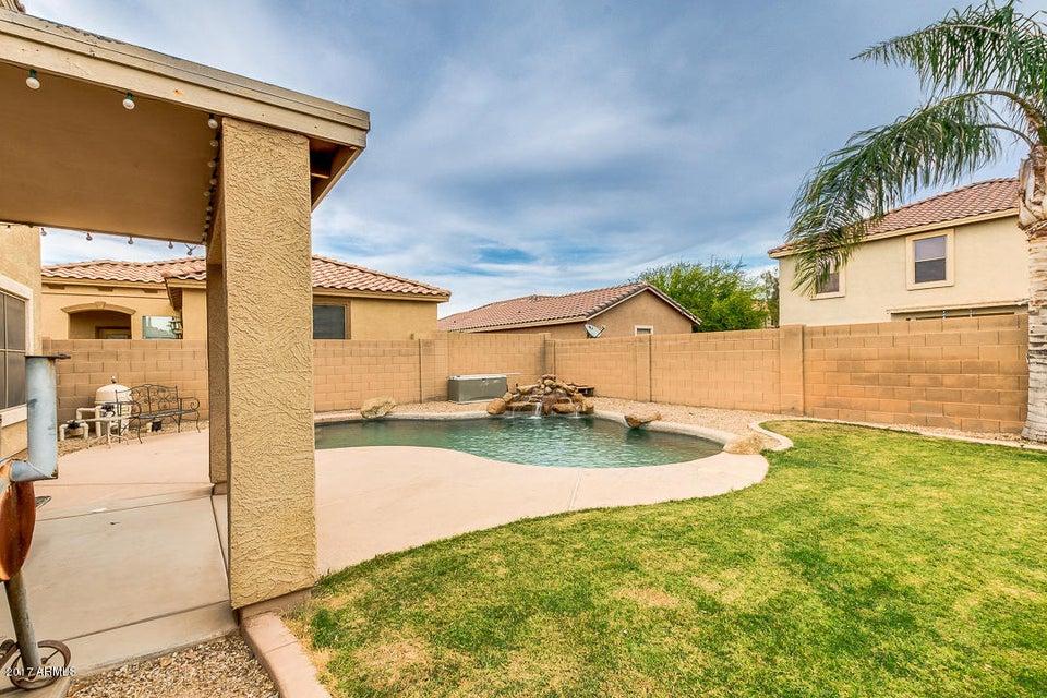 MLS 5596943 16942 W CENTRAL Street, Surprise, AZ Surprise AZ Private Pool