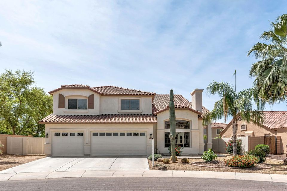 793 E GLACIER Drive, Chandler, AZ 85249