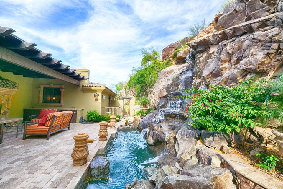 Additional photo for property listing at 5801 E Quartz Mountain Road 5801 E Quartz Mountain Road Paradise Valley, 亞利桑那州,85253 美國