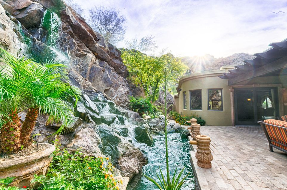 5801 E QUARTZ MOUNTAIN Road Paradise Valley, AZ 85253 - MLS #: 5597629