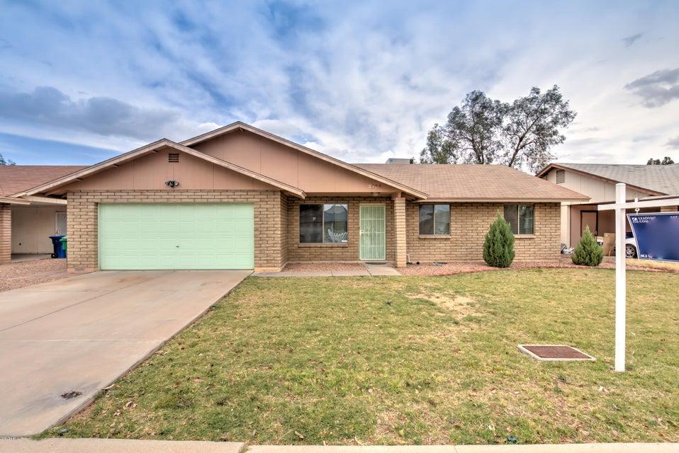 2758 E IRWIN Avenue, Mesa, AZ 85204