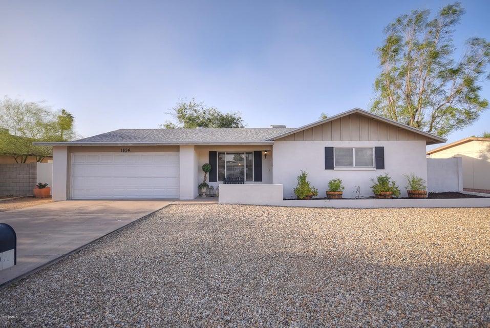 1894 E LIBRA Drive, Tempe, AZ 85283