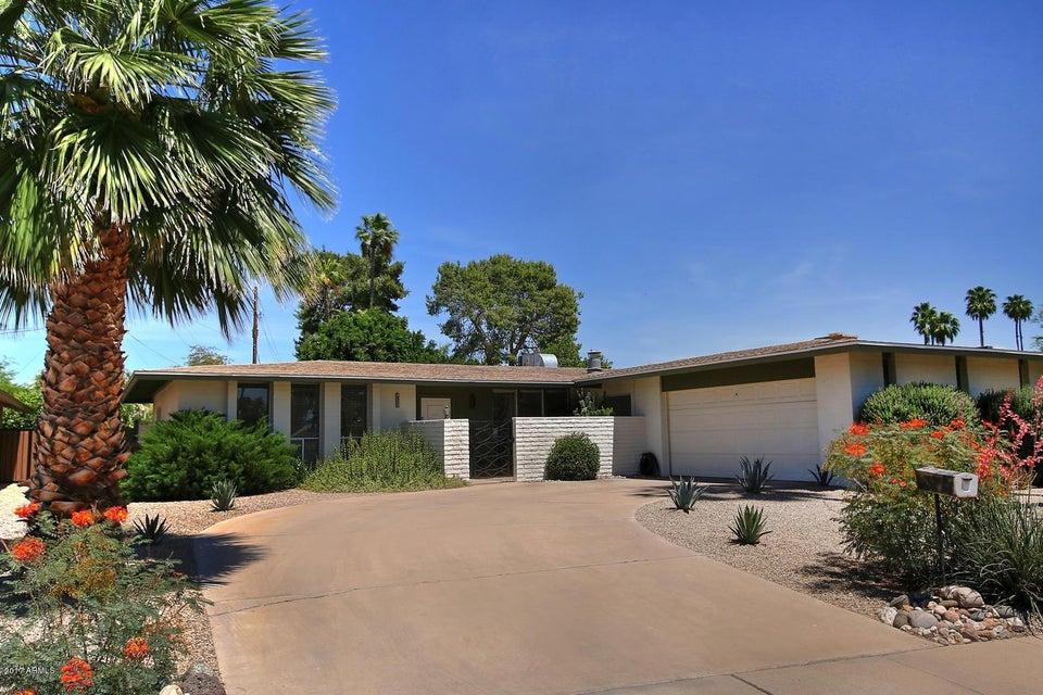 8608 E HEATHERBRAE Drive, Scottsdale, AZ 85251