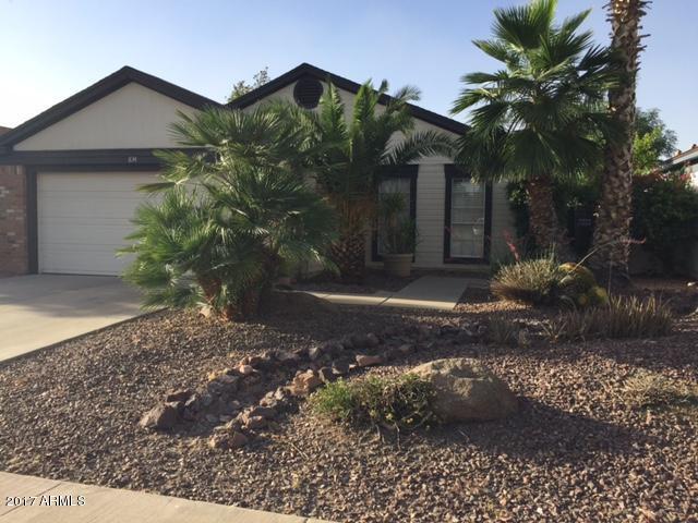 834 E MANOR Drive, Chandler, AZ 85225