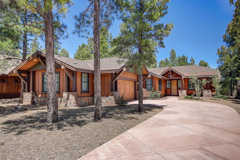 4420 W BRAIDED REIN --, Flagstaff, AZ 86005