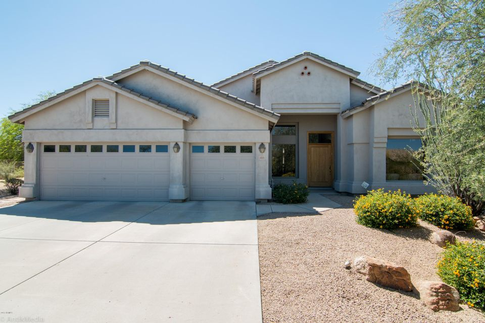 6025 E SAGUARO VISTA Court, Cave Creek, AZ 85331